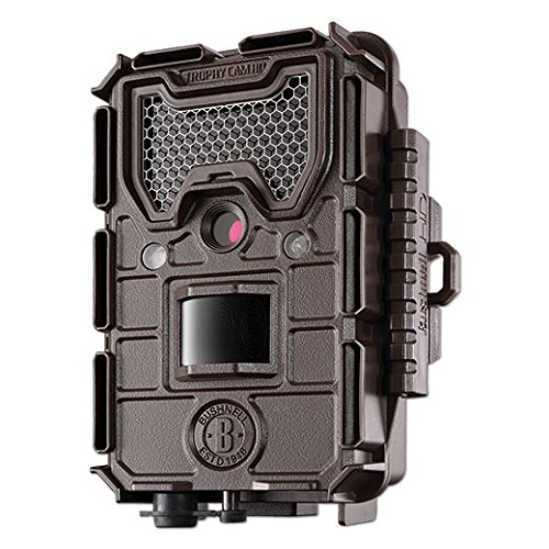 Bushnell(ブッシュネル) トロフィーカム HD Aggressor Low-Glow Trail Camera, Brown 119776C
