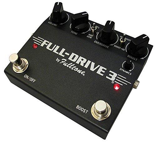 Fulltone FULL-DRIVE 3 [Black Case]