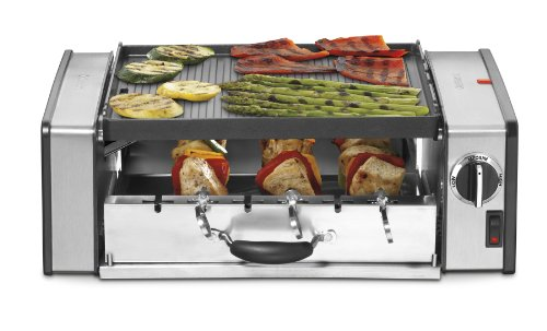 Cuisinart クイジナートGC-15 Griddler 1000-Watt Compact Grill Centro グリル