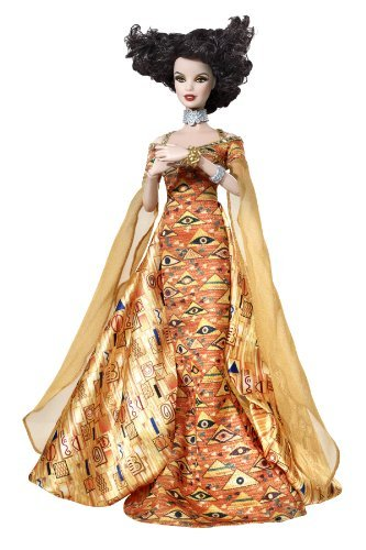 Barbie Collector Museum Collection Klimt Doll by Barbie