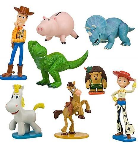 トイストーリー Disney Toy Story 3 Heroes Figure Play Set -- 8-Pc.輸入品