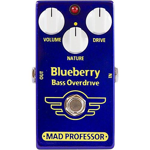 MAD PROFESSOR マッドプロフェッサー◆Blueberry Bass Overdrive PCB◆ベース用オーバードライブ /フィン, プレシャスランド:82e9d028 --- bitem.jp