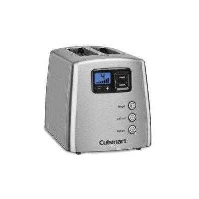 Cuisinart クイジナート レバーレス・デジタル・トースター 2枚焼きCPT-420