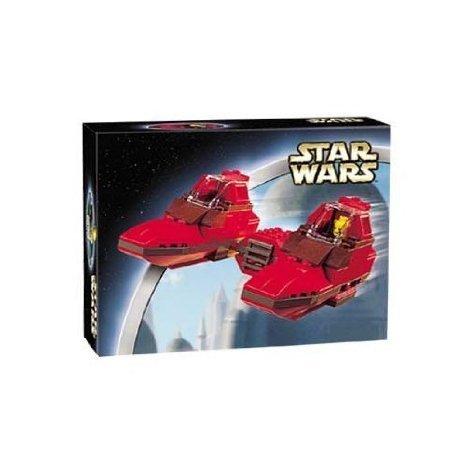 LEGO (レゴ) Star Wars (スターウォーズ) : Twin Pod Cloud Car (7119) ブロック おもちゃ