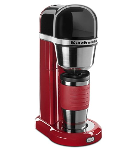 KCM0402ER Personal Coffee Maker コーヒーメーカー KitchenAid社 Empire Red