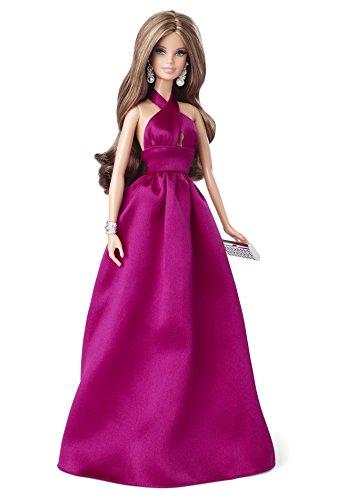 バービー レッドカーペット マゼンタ ガウン Red Carpet Barbie Magenta Gown BDH28