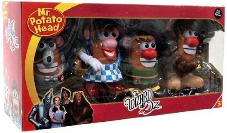 The Wizard of Oz Dorothy And Friends Mr. Potato Head (ミスターポテトヘッド) フィギュア おもちゃ 人