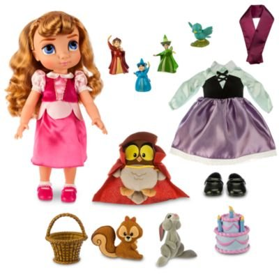 ディズニー(Disney)US公式商品 眠れる森の美女 オーロラ姫 プリンセス 人形 ドール フィギュア アニメー