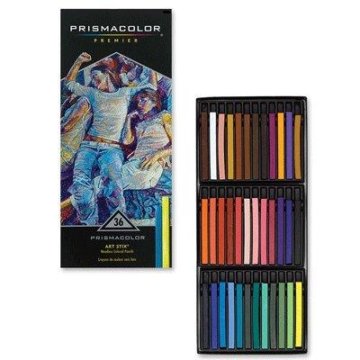 SANFORD Prismacolor プリズマカラーウッドレス 色鉛筆 ARTSTIX ART STIX 36色セット カリスマカラー