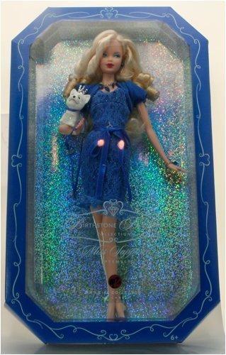 バービー Barbie Pink Label Collection- Birthstone Beauties Collection コレクション Miss Sapphire B