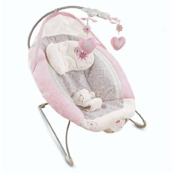 Fisher-Price My Little Sweetie Deluxe Bouncer おもちゃ