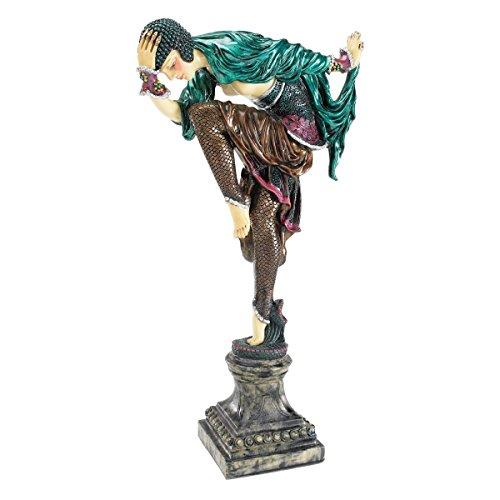 Design Toscano Ankara Dancer Full Color Sculpture by Design Toscano