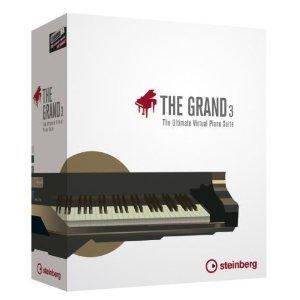 ◆ Steinberg The Grand 3 ピアノ音源◆通常版◆ スタインバーグ