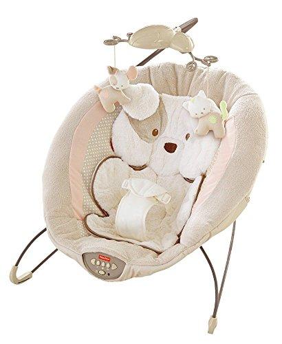 一番人気物 Fisher-Price Bouncer My Little Snugapuppy Snugapuppy Fisher-Price Deluxe Bouncer, リリータ生活倶楽部:d08cb61c --- bibliahebraica.com.br