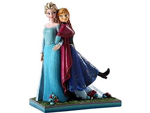 Anna & Elsa Statue Frozen Busts & Statues