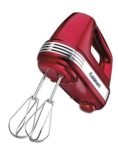 Cuisinart HM-70MR 7-Speed Power Hand Mixer