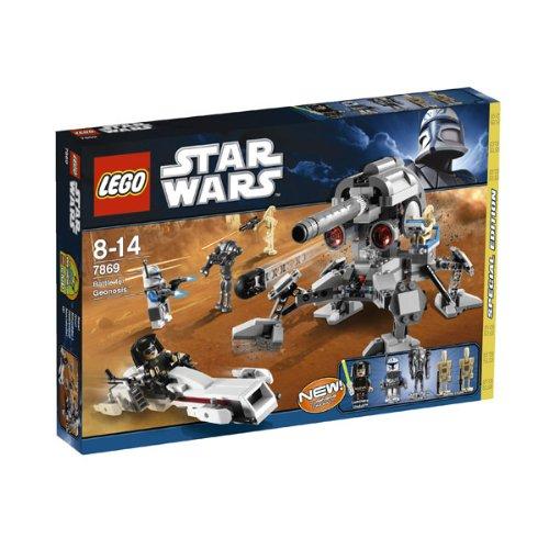 レゴ 7869 スター・ウォーズ ジオノーシスの戦い LEGO