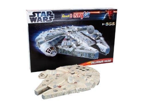 Revell EasyKit Star Wars Millenium Falcon Model Kit by Revell