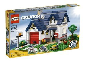 LEGO (レゴ) Creator Apple Tree House (5891) - 539 Piece set ブロック おもちゃ