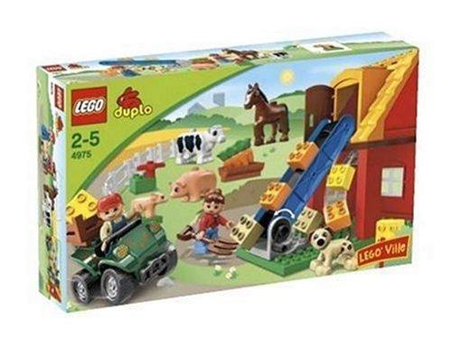 【予約中!】 DUPLO LEGO Ville Farm (4975) (4975) Ville by LEGO LEGO, サイジョウチョウ:f0ed6658 --- clftranspo.dominiotemporario.com
