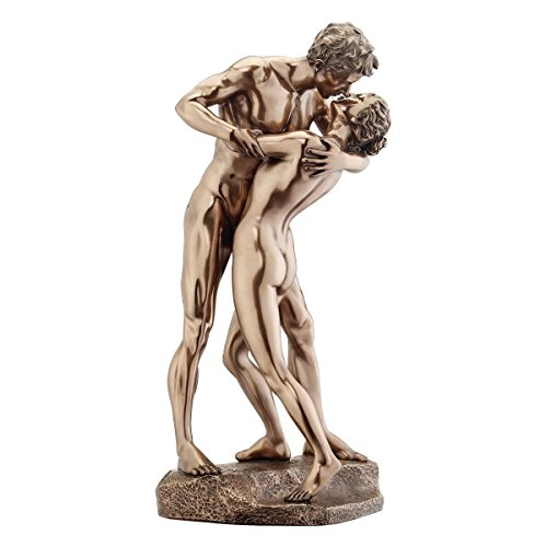 Design Toscano Passion's Embrace Sculpture