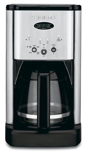 Cuisinart  クイジナート DCC-1200 Brew Central 12-Cup Programmable Coffeemaker 12カップコーヒー