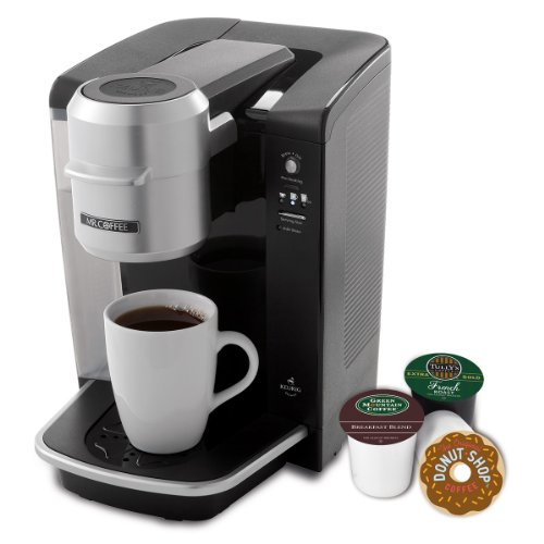 Mr. Coffee K-cup Single Serve Coffee Brewer Keurig キューリグ ハワイからお届け