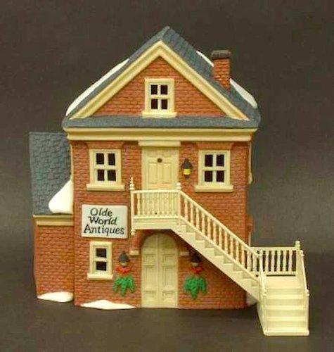 Department 56 Heritage Village Collection ; Disney Parks Village Series Olde World Antiques I #535