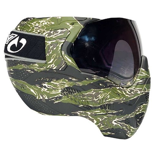 Paintball Profit Full Camo Goggles ペイントボール ゴーグル Sly社