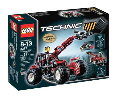 レゴ テクニック 8283 Telehandler