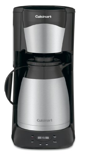 Cuisinart DTC-975BKN Thermal 12-Cup Programmable Coffeemaker, Black コーヒーメーカー