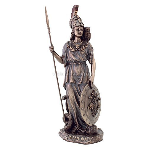 勝利の女神 アテナ ブロンズ像 ギリシャ神話
