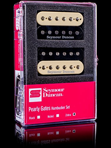Seymour Duncan SH-PG Pearly Gates Zebra Set Pearly (SH-PH1n SH-PG-1b) & Gates SH-PG-1b) セイモアダンカン パーリーゲイツ, 西田川郡:e75f31e7 --- sunward.msk.ru