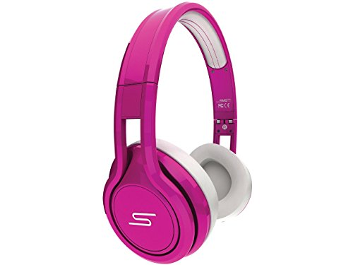 SMS Audio ヘッドホン STREET by 50 Cent On Ear Headphone (Pink) ストリート オンイヤー ヘッドフォン
