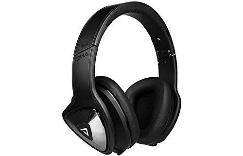 Monster DNA Pro 2.0 Over-Ear ヘッドホン(イヤホン)MATTE BLACK …