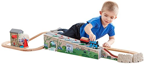 Fisher-Price Thomas & Friends Wooden Railway Musical Melody Tracks Set