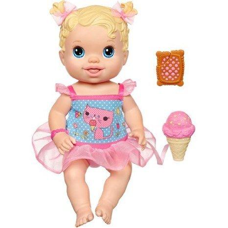 Baby Alive (ベビーアライブ) Yummy Treat Baby Doll ドール 人形 フィギュア