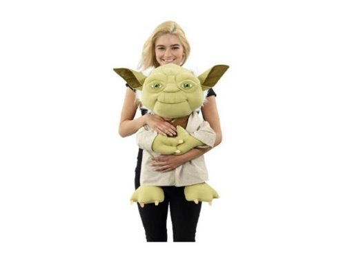 Underground Toys Star Wars Super Deluxe Talking Yoda 24