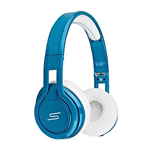 SMS Audio ヘッドホン STREET by 50 Cent On Ear Headphone (TEAL) ストリート オンイヤー ヘッドフォン