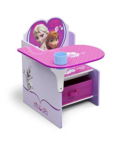 Delta Children Disney Frozen Chair Desk with Storage