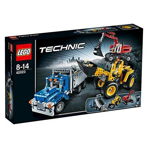 LEGO Technique 42023 Construction Crew by LEGO