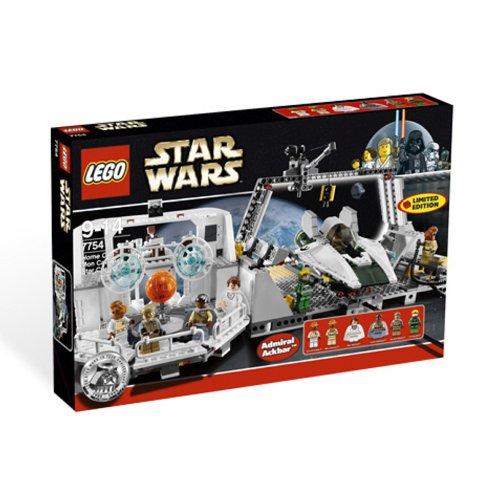 LEGO 7754 レゴ スターウォーズ ホーム・ワン モン・カラマリ・スタークルーザー