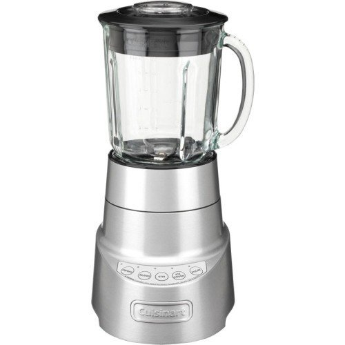 Cuisinart CB-1200PCFR Smart Power Deluxe Blender (Certified Refurbished), Stainless Steel