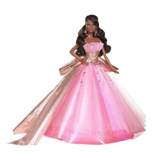 ホビー Barbie バービー Collector 2009 Holiday African-American doll ドール 人形