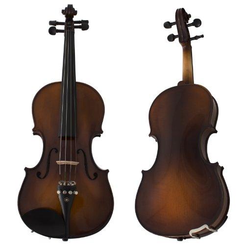 1/2CVN-EAV+SR 1/2 Violin バイオリン Cecilio社 Varnish-Antique