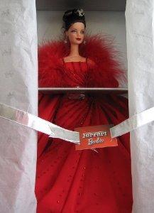 Ferrari Barbie(バービー) Doll in Red Gown 限定品 (限定品) (2000) ドール 人形 フィギュア