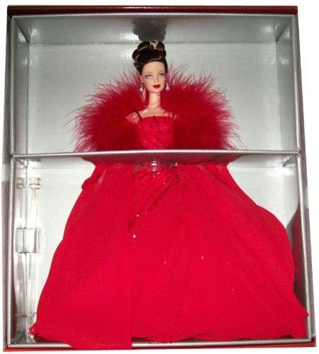 バービー Ferrari Barbie Doll in Red Gown Limited リミテッド Edition (2000) ドール 人形 フィギュア
