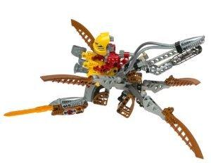 【メール便不可】 LEGO (レゴ) Bionicle Bionicle LEGO Set #8594 Gukko Jaller Gukko ブロック おもちゃ, PLAY DESIGN PLAY:bb6223c5 --- clftranspo.dominiotemporario.com