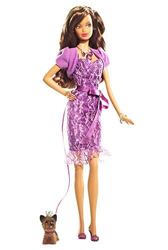 ミス・アメジスト バービー 2月 誕生石 Miss Amethyst Barbie African American February L7573