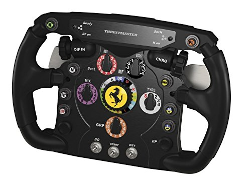 Thrustmaster - Ferrari F1 Wheel Add-On For T500 Rs For Ps3 And Pc